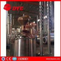 copper mini home laboratory alcohol distillation equipment apparatus Manufactures