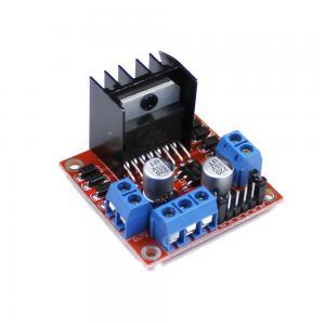 China Stepper Motor Driver Controller Board Dual H Bridge Module L298 on sale