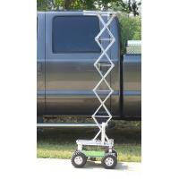 China Heavy - duty Electric Lifting Platform 100kg 200kg 300kg for 8m 10m Lifting height on sale