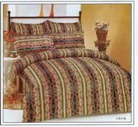 Reactive Printed Cotton Bedding Set 005 Manufactures