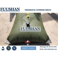 China Fuushan Water Barrels Ground Water Storage Collapsible Water Tanks on sale