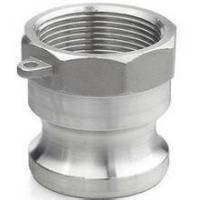 stainless steel male end threaded camlock couplings A TYPE Manufactures