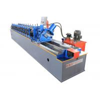 Full Auto Metal Stud And Track Roll Forming Machine 1.0-2.0mm Thickness Material Manufactures