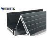 Buy cheap Black Anodized Solar Panel Aluminum Frame / Aluminum Frames for PV Solar Module from wholesalers