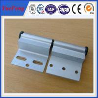 Bronze caravan door hinge,anodized gold and titanium color type of door hinge Manufactures
