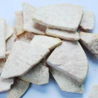 China New Freeze Dried Vegetables Taro Slice Dehydrated Dasheen Food Sale on sale