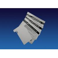 Isopropyl Zebra Printer Cleaning Card Saturated Compatible With Zebra ZXP3 Cleaning Kit Manufactures