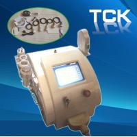 Multipolar Rf Vacuum Cavitation Slimming Machine With Lcd Touch Screen Manufactures