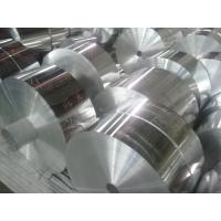 1235 Double Zero Mill Finished Industrial Aluminum Foil Roll For Cigarette  Food Packing Manufactures