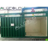 China Cabbage Fresh Keeping Vacuum Cooling System 540 Volt 60HZ 3P 2.8X2.2X2.2 M on sale