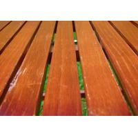 KILN DRY Carbonized outdoor timber decking Manufactures