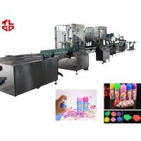 Snow Sprays , Party Strings Aerosol Filling Equipment Fully Automaticity Manufactures