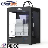 Triple Extruders High Resolution 3d Printer / Digital 3d Printer 400 * 300 * 520 Mm Manufactures