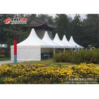 Durable 15X15 Festival Party Tent With High Reinforce Frame Wind Resistant Manufactures
