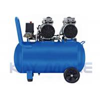 Safe And Stable Oilless Air Compressor Adopt Triple Intelligent Protection Device Manufactures