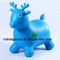 PVC Inflatable Animal Toys for Kids/Bouncy Animal/Skippy Toy Manufactures