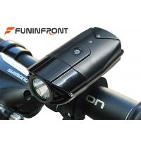 3 Gears Helmet LED Bike Lights, USB Rechargeable CREE T6 Bicycle LED Headlight Manufactures