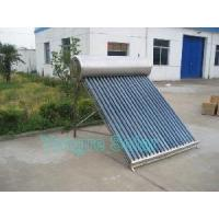 Pre-Heated Solar Water Heater Manufactures