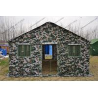 4x6M Camouflage Military Army Tube Tent Easy To Install And Disassemble Manufactures