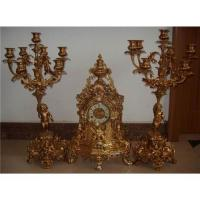 China Antique Clock, Brass Chandelier, antique reproduction on sale