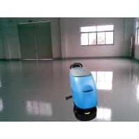 Dycon Fully Automatism Industrial Floor Scrubbing Machines For Food Factory using Manufactures