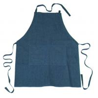 100% Oxford Artist Painting Smock Kids Cloth Aprons With Adjustable Neck Strap Manufactures