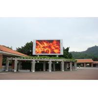 Rental Waterproof LED Wall Panel / Electronic Outdoor Advertising LED Display Manufactures