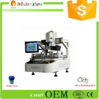 China High sucess rate repairing bga for laptop WDS-880 full auto cell phone repair tools on sale
