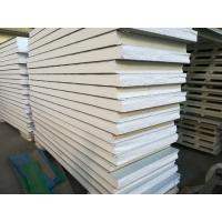 Quality Wall Panel and Roof Panel Polystyrene Sandwich Panel Waterproof Exterior PPGI Steel EPS Sandwich Panel for sale