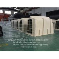2500 X 1600 X 1400mm Calf Housing Plastic Calf Shelters For Calves Sheep And Goats Manufactures