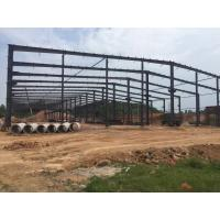 Wide Span Structure Pre Fab Workshop Industrial Building Warehouse Manufactures