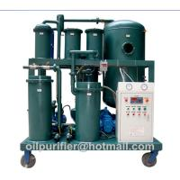 China High Vacuum Lubricant Oil Filtration Machine, Used Lube Oil Purifier, Gear oil filtering machine, hydraulic oil dewater on sale