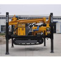 Professional rock layer drilling artifact Water Well Drilling Rig /30 meters an hour Manufactures