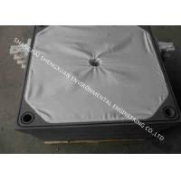 Aggregate Industry Filter Press Cloth With Fine Filter Cake Release Ability Manufactures