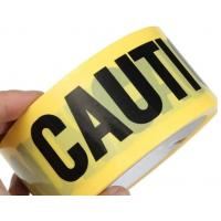 Custom Hazard PVC PE Warning Barricade Caution Safety Tape Fence Barrier Caution Warning Tape,Reflective Caution Tape Manufactures