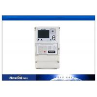 Three Phase Prepaid Energy Meter LCD Display DTSY1088 For Electricity Manufactures