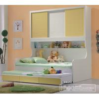 Quality kids bed with sliding-door wardrobe furniture,#A216 for sale