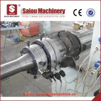 pe single wall corrugated pipe extrusion making machine pipe making machinery Manufactures