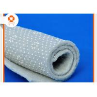 Grey Polyester Non Woven Felt Needle Punched Carpet Underlay