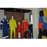 Functional Fabric for Workwear En11611 CVC Fire Retardant Fabric for Workwear Manufactures
