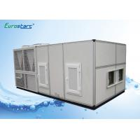 Commercial Compact Rooftop Air Conditioner Environmental Friendly With High COP Manufactures