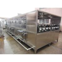 Compact Structure 5 Gallon Water Bottle Filling Machine For Juice / Beverage Manufactures