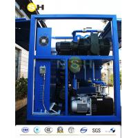 Small Size Mobile Type Oil Filtration Unit With 1 Year Warranty Manufactures