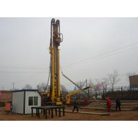 Automatic Rotary CBM drilling Rig MD-750 With Diesel Engine Power Of 275kw Manufactures