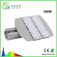 High Lumens IP67 Solar Powered Led Street Lights 100Watt For Park , 90 Luminous Manufactures