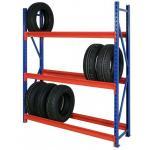 Warehouse Storage Medium Duty Racking / Goods Shelf With Powder Coating Or Galvanized Manufactures
