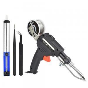 Auto Send Tin 60W Allo Tip Heating Solder Gun 4min Warm Up Manufactures