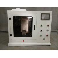 Quality Environmentally Friendly Textiles Flame Propagation Test Machine 220V 50hz for sale