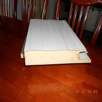 PU Wall Waterproof Structural Insulated Panels , Fire Insulation Galvanized Steel Sheet Manufactures