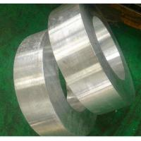 Aerospace Industry Aluminum Forged Ring High Ratio Weight - To - Strength Manufactures